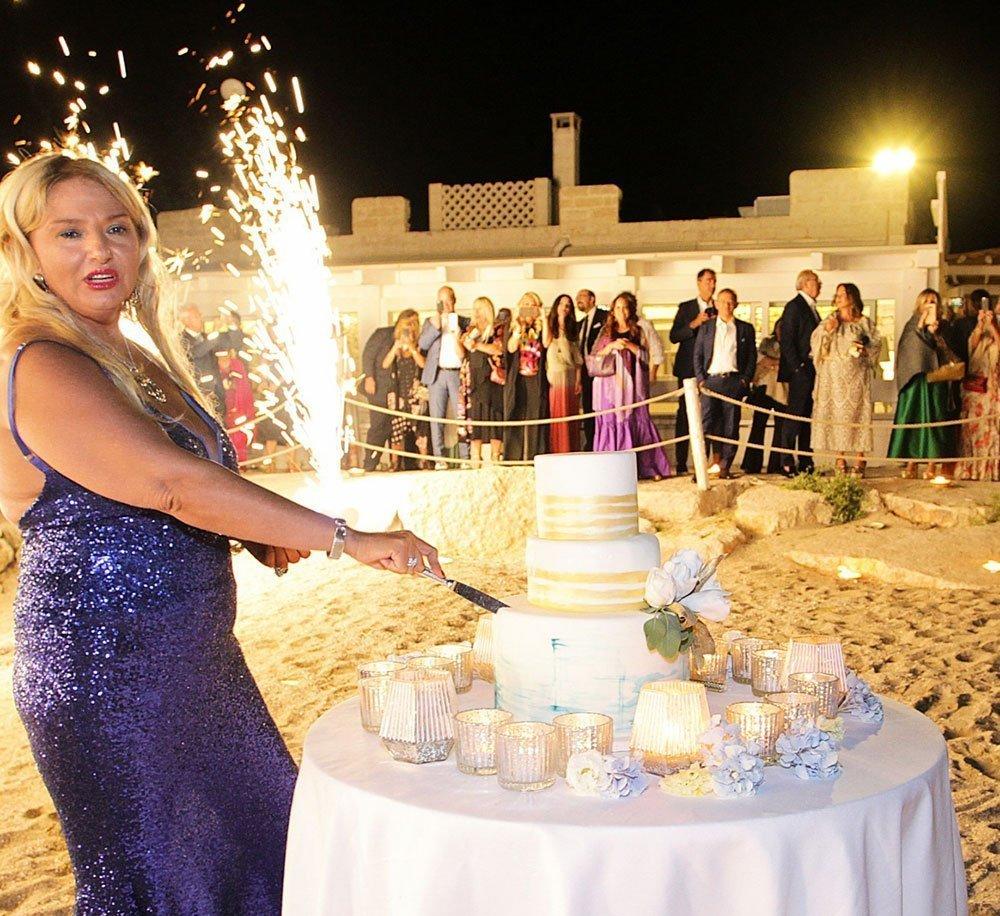 Compleanno chic per Monica Setta: le foto dell'evento 36 Compleanno chic per Monica Setta: le foto dell'evento