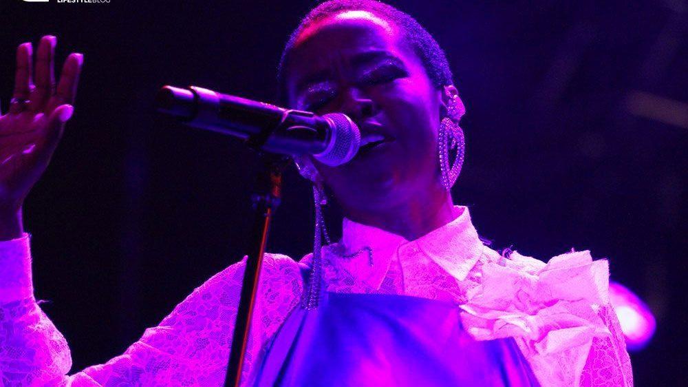 cropped IMG 5238 - Lauryn Hill incanta il Locus Festival: le foto del concerto