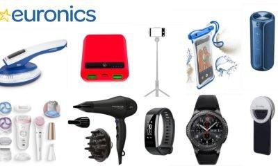 Euronics, quali prodotti portare in vacanza