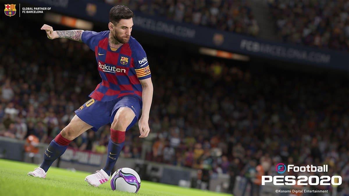 Pes 2020: anticipazioni del videogame di calcio 18 Pes 2020: anticipazioni del videogame di calcio