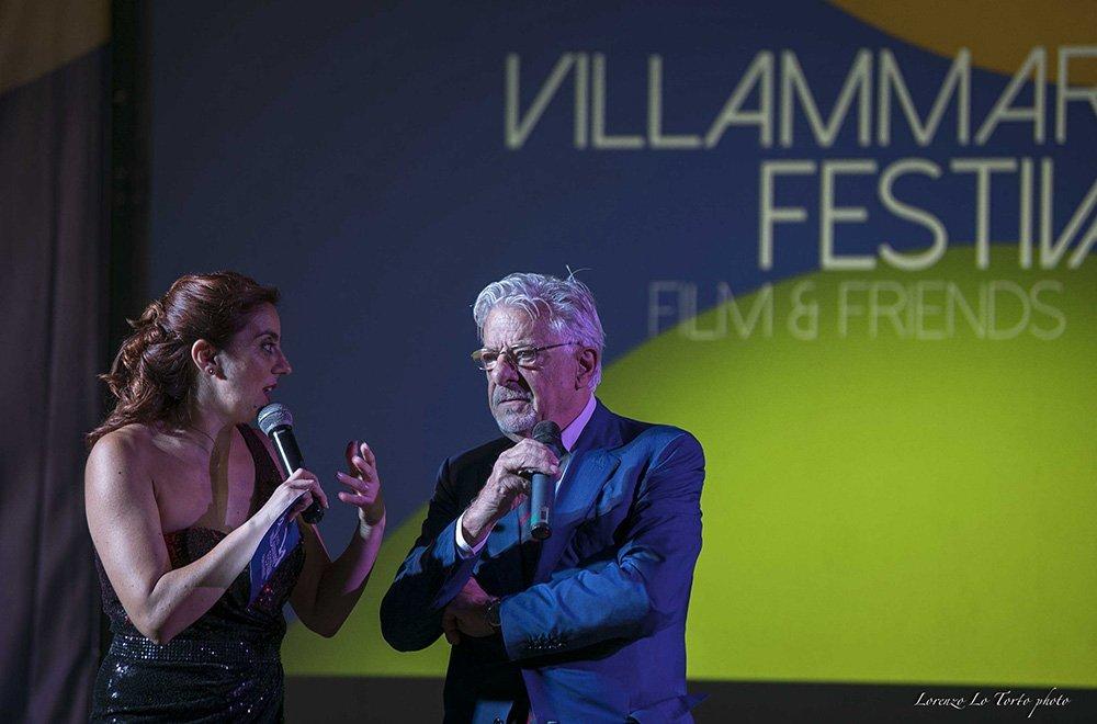 Villammare Film Festival - Giancarlo Giannini