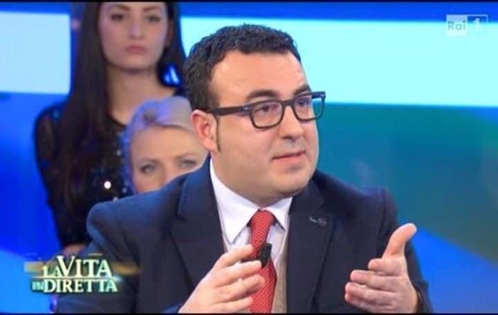 Cataldo Calabretta a La Vita in diretta