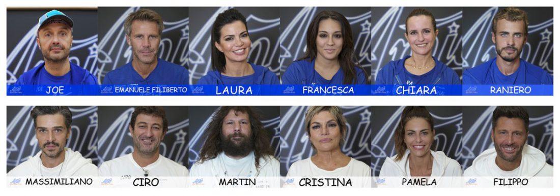 Amici Celebrities: la prima puntata 5 Amici Celebrities: la prima puntata