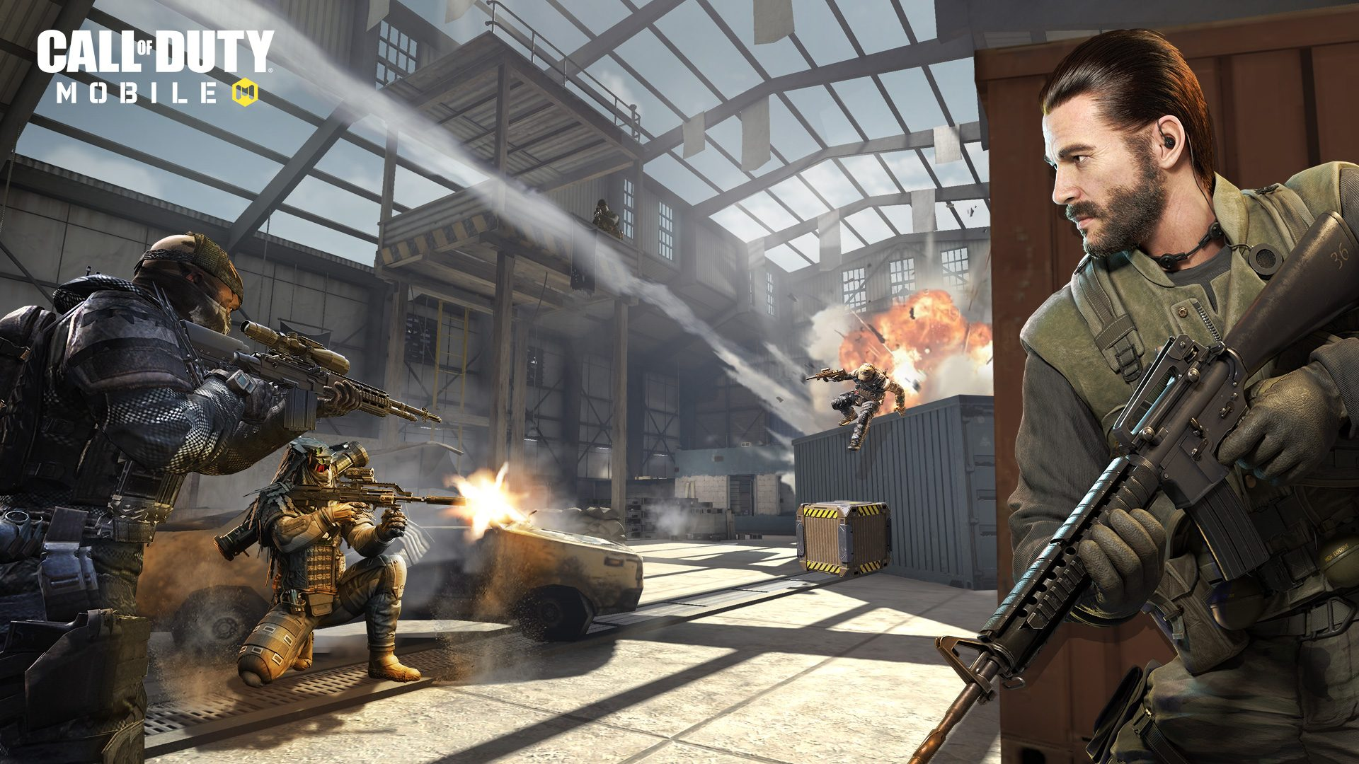 Call of Duty Mobile: in arrivo lo shooter definitivo su Android e iOS 6 Call of Duty Mobile: in arrivo lo shooter definitivo su Android e iOS