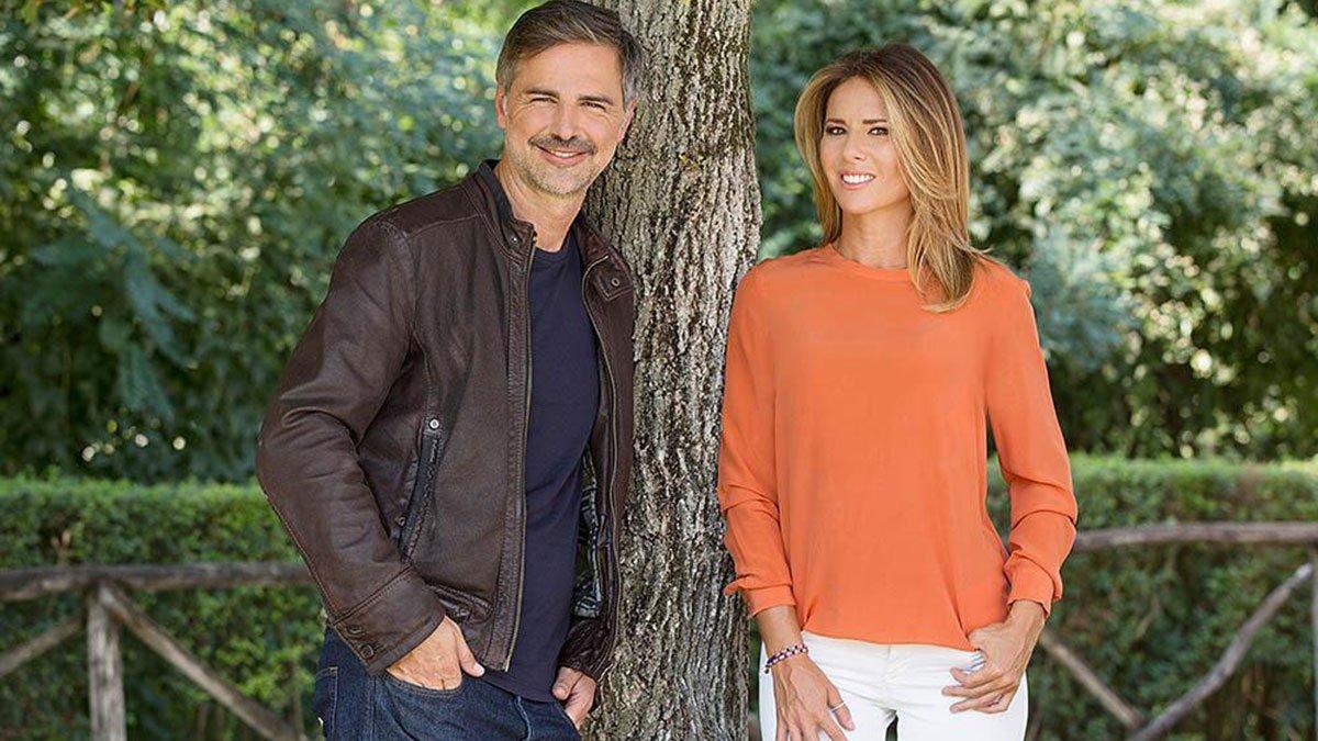 Linea Verde - Beppe Convertini e Ingrid Muccitelli