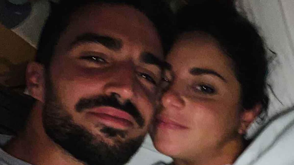 Mariano Di Vaio e la moglie Eleonora Brunacci