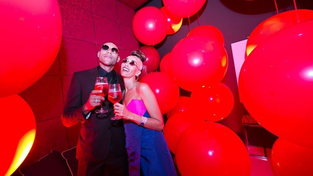 Venezia76 Campari Entering Red il party di chiusura 18 Venezia76 Campari Entering Red il party di chiusura