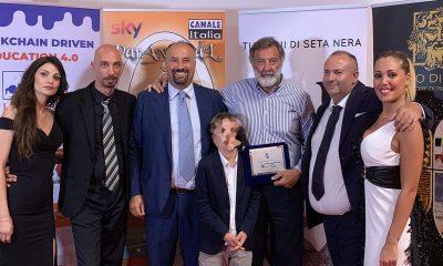 """Venezia76: ecco i vincitori del premio """"Sorriso Diverso Venezia"""" 2019. 36 Venezia76: ecco i vincitori del premio """"Sorriso Diverso Venezia"""" 2019."""