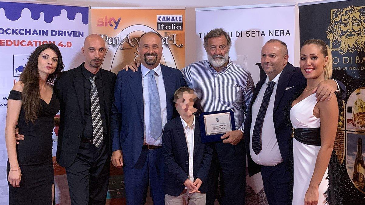 """Venezia76: ecco i vincitori del premio """"Sorriso Diverso Venezia"""" 2019. 18 Venezia76: ecco i vincitori del premio """"Sorriso Diverso Venezia"""" 2019."""