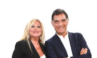Uno Mattina in famiglia: Monica Setta e Tiberio Timperi