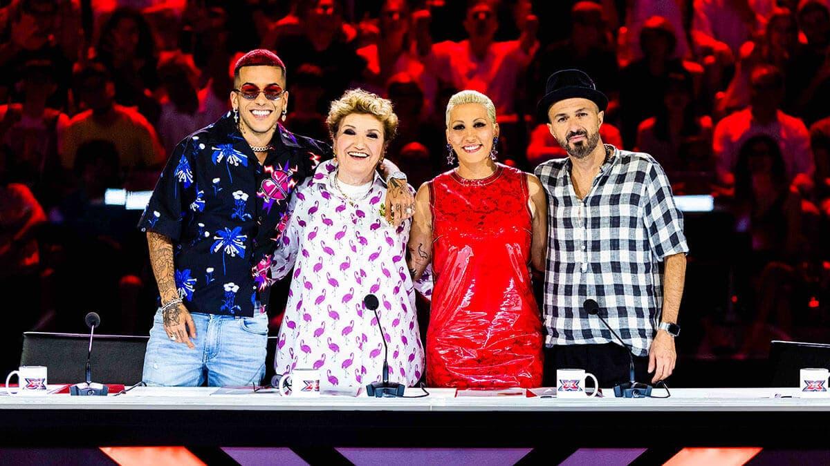 X Factor 2019 - i giudici