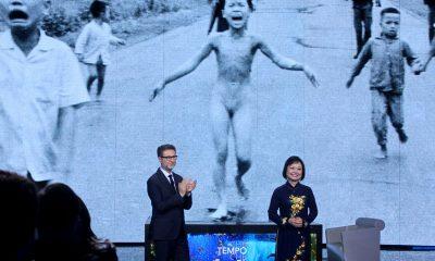 Kim Phuc a Che Tempo che Fa