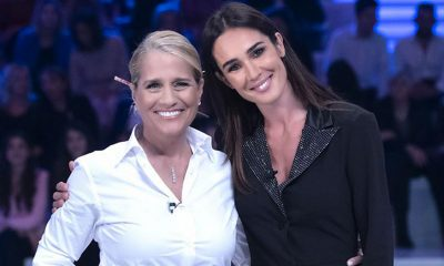 Heather Parisi e Silvia Toffanin