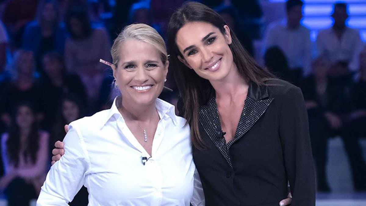 Heather Parisi e Silvia Toffanin
