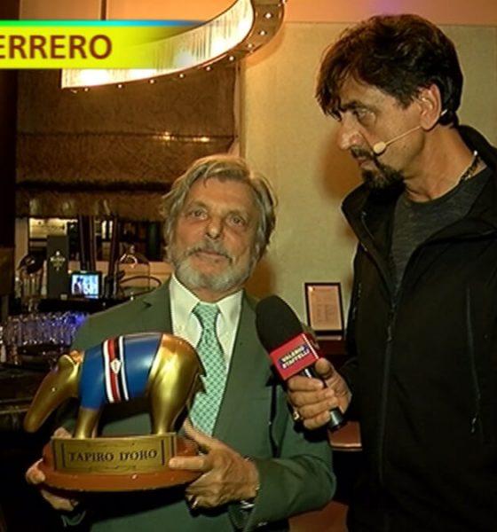 Tapiro a Ferrero