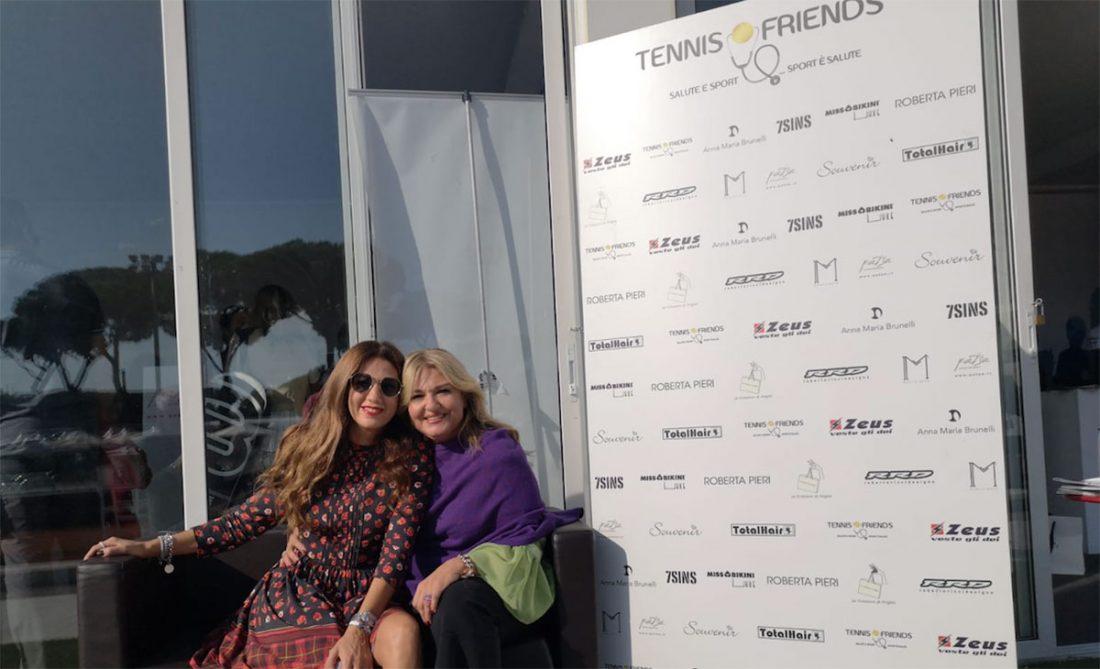 Fanny Cadeo e Monica Setta