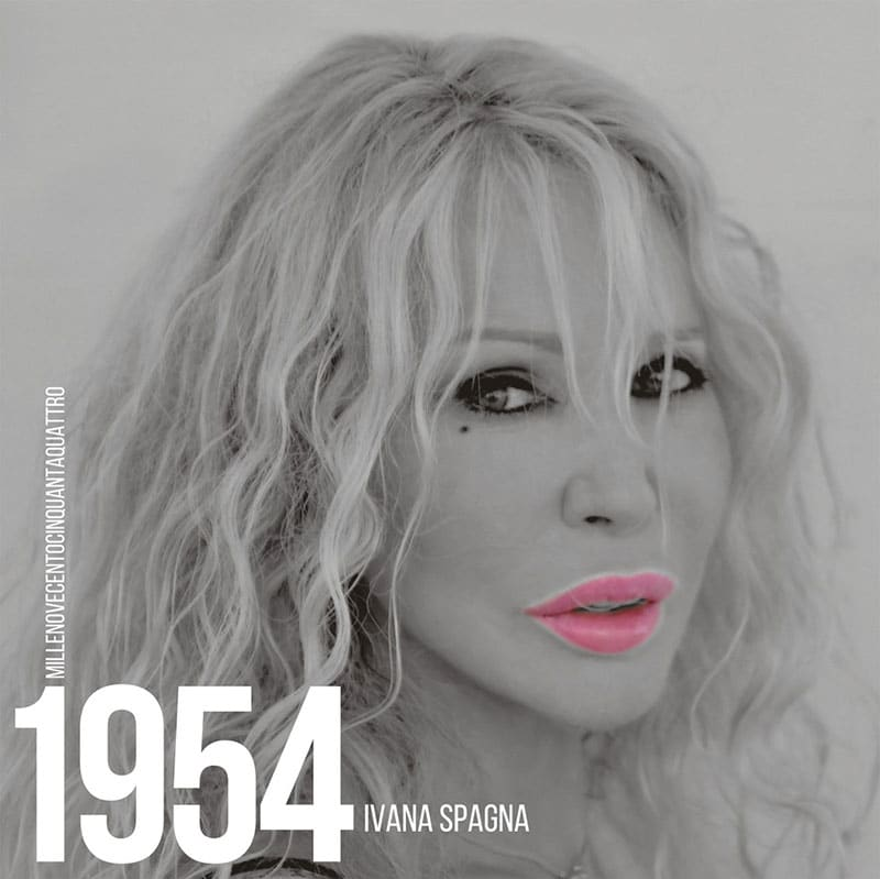 1954, il nuovo album di Ivana Spagna