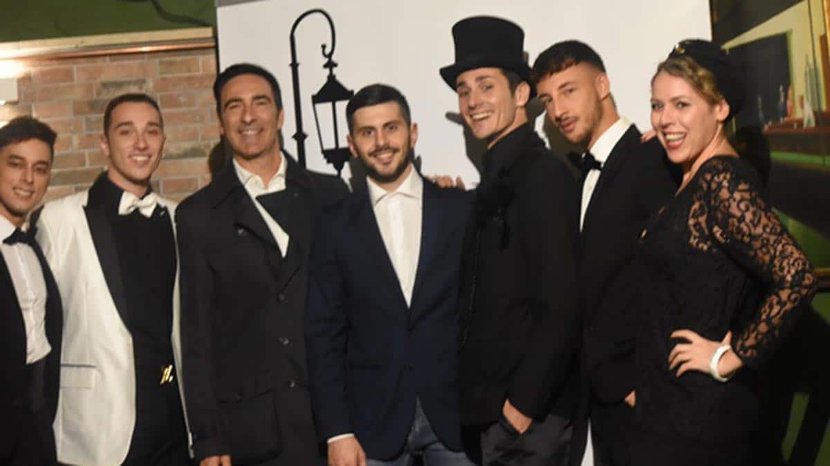 Salotto Chaplin's