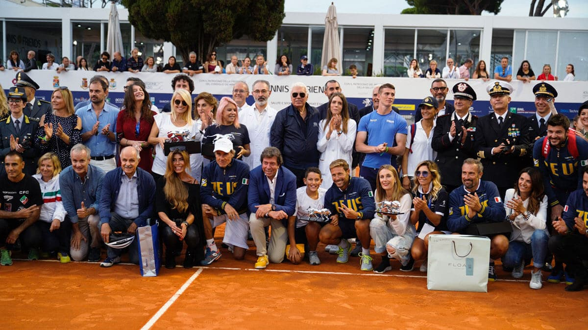 Tennis & Friends 2019