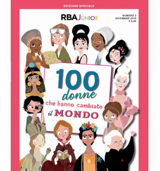 100 donne che hanno cambiato il mondo