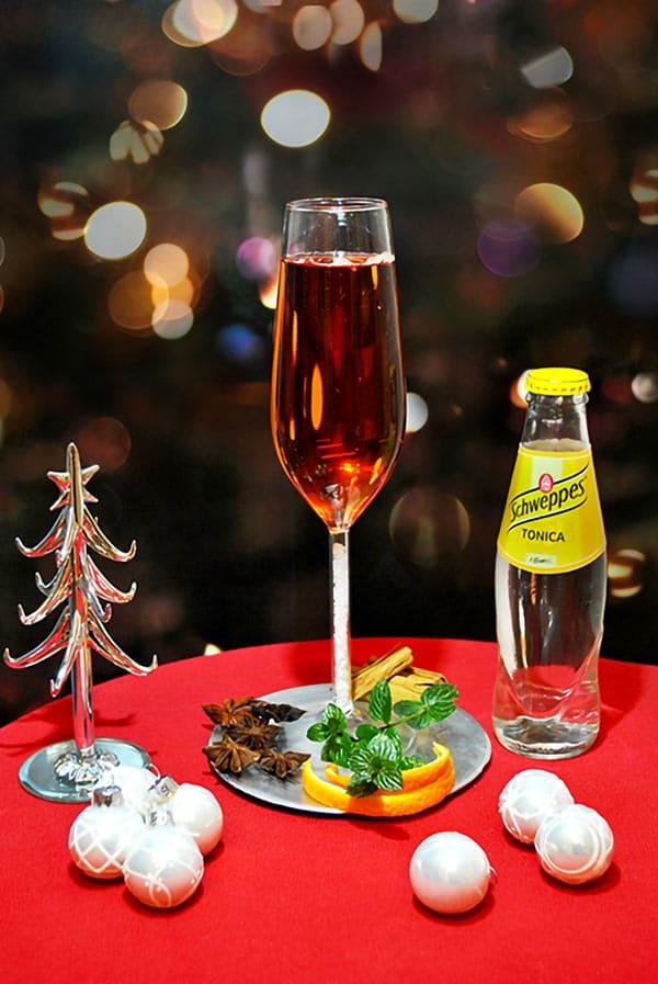 Il cocktail delle feste 2019