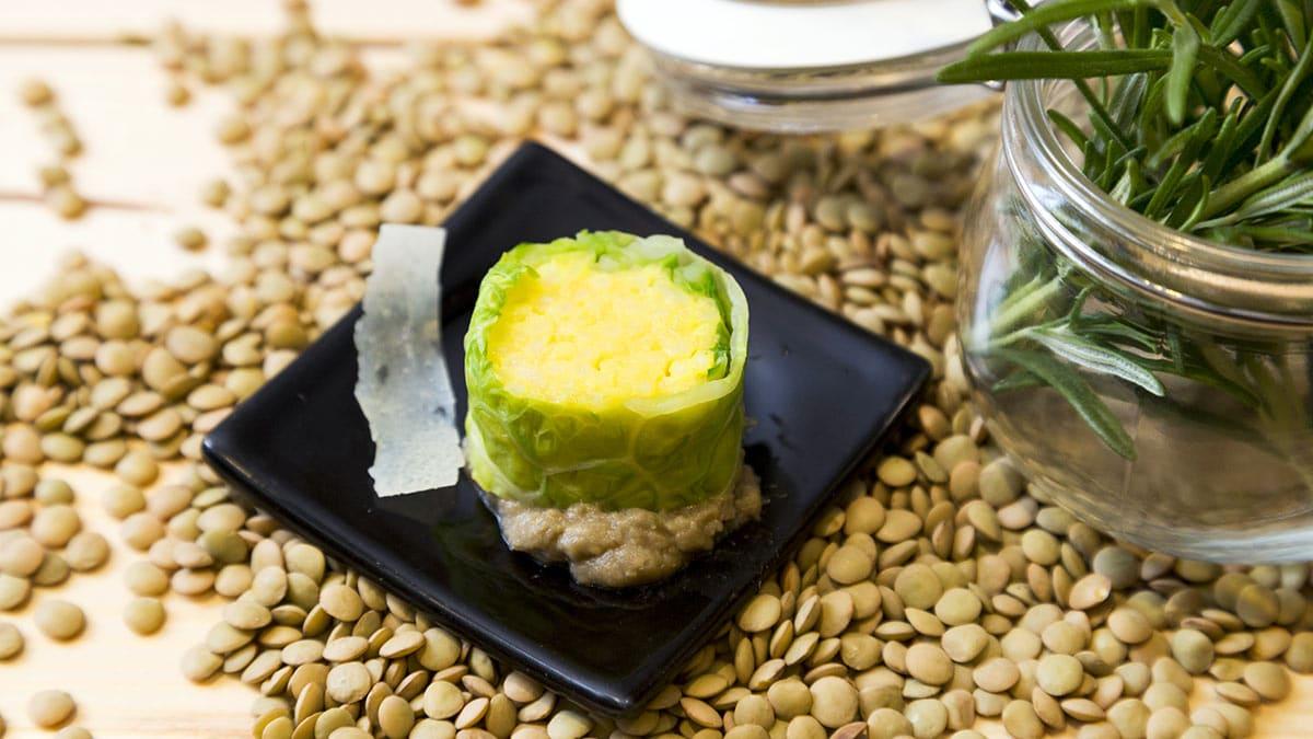 Sushi di risotto alla milanese