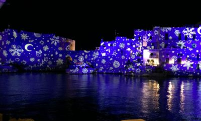 Monopoli Christmas Home