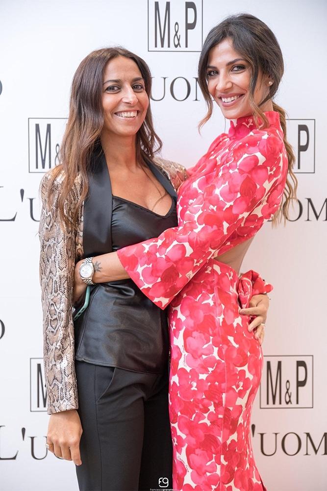 Roberta Morise e sua sorella Mariana