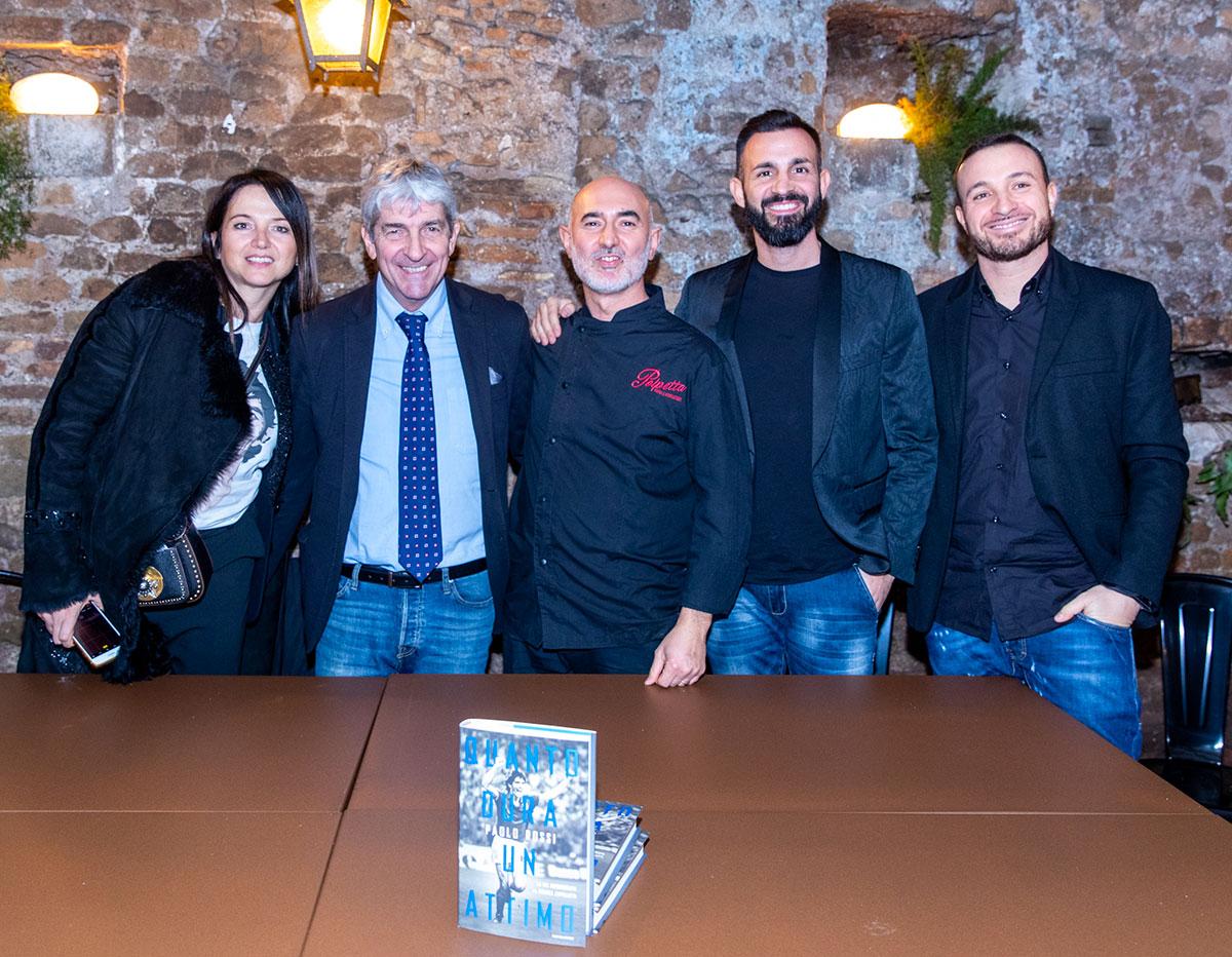 Paolo Rossi e il suo nuovo libro