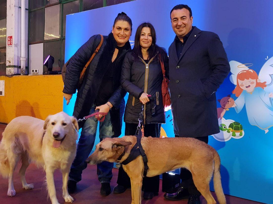Astrologa Lorella, la giornalista del tg5 Francesca Pozzi e L'avvocato Cataldo Calabretta