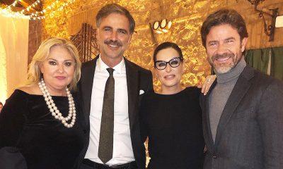 Monica Setta, Beppe Convertini, Paolo Conticini