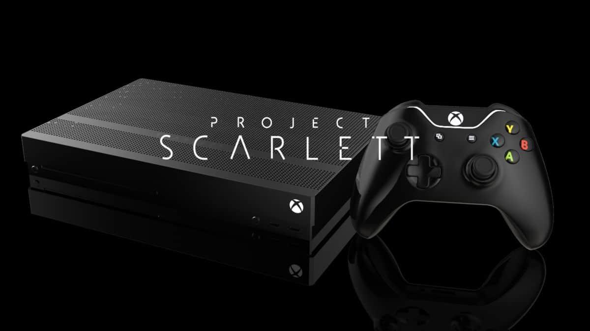xbox scarlett - Xbox Scarlett, la nuova console Microsoft includerà la realtà virtuale?