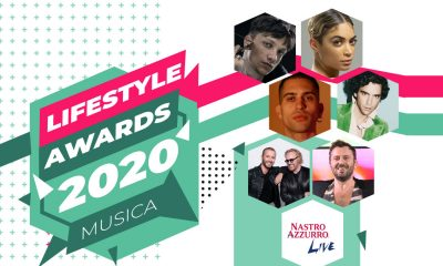 Lifestyle Awards 2020 Musica