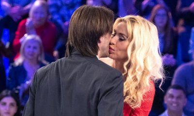 Valeria Marini con il fidanzato