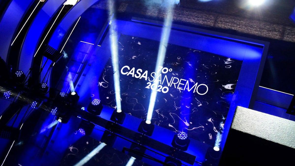 Casa Sanremo 2020