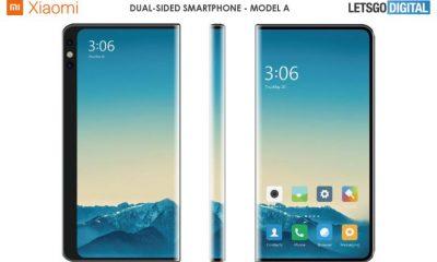Smartphone flessibile Xiaomi
