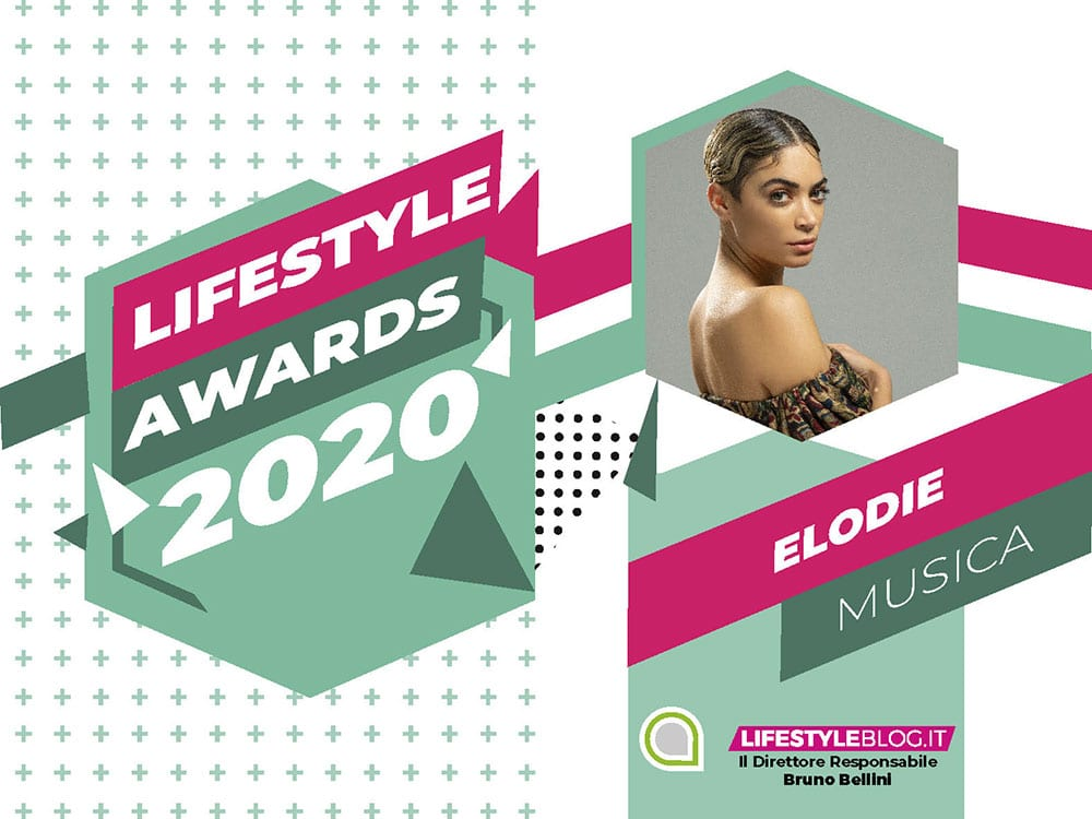 Lifestyle Award 2020 Elodie