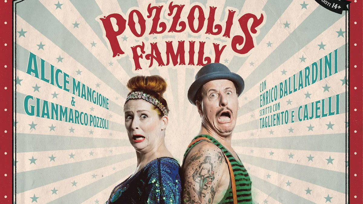 The Pozzolis Family