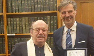 Lino Banfi e Beppe Convertini