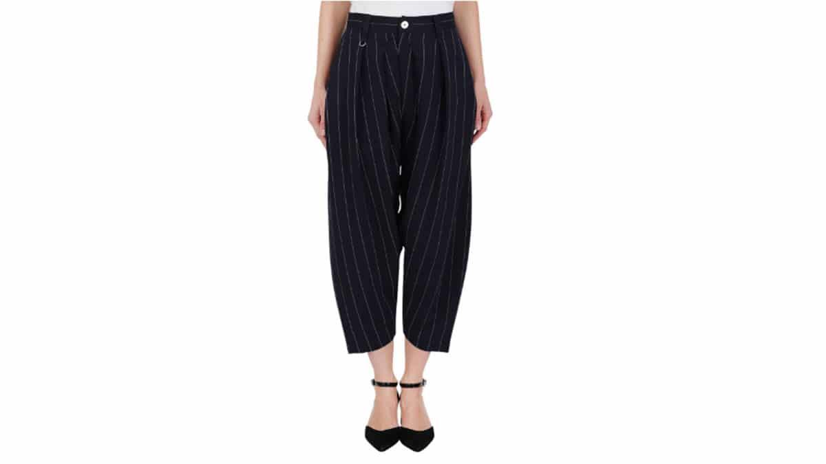 Pantaloni ampi da donna
