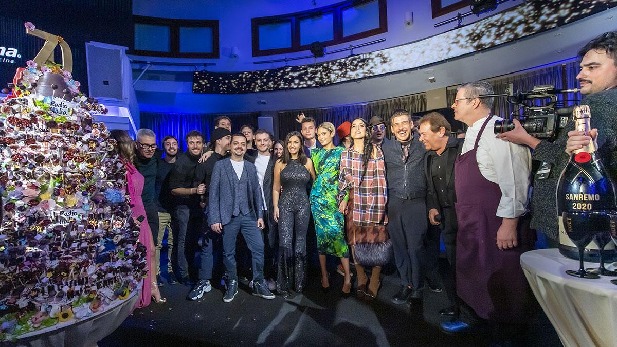 Sanremo 2020 Radio ITalia