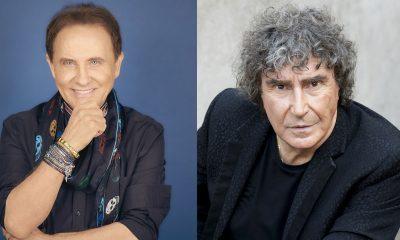Roby Facchinetti e Stefano D'Orazio