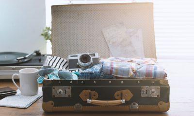 Viaggio, valigia