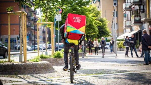 Just Eat   food delivery 600x337 - Gli italiani e il food delivery ai tempi del Coronavirus