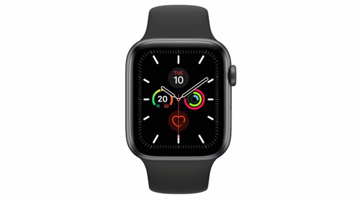 Apple Watch 5 attualmente in commercio