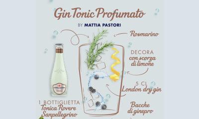 Gin Tonic Profumato