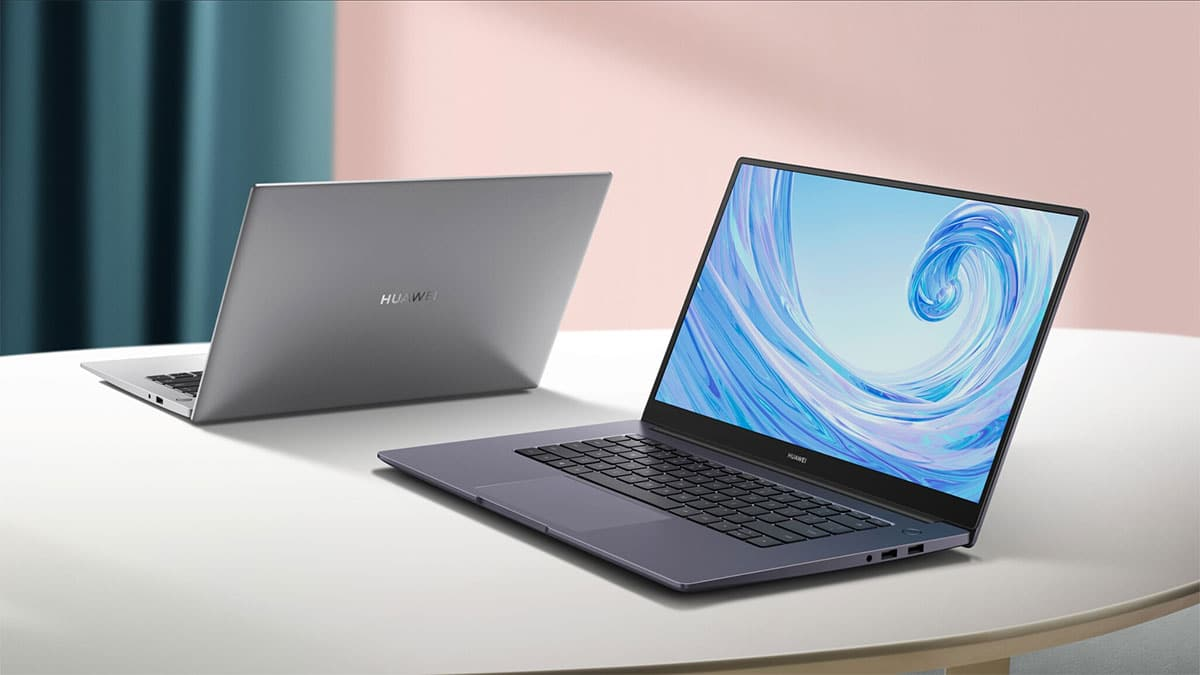 Notebook: Huawei Matebook