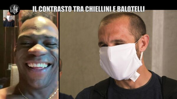Balotelli - Chiellini
