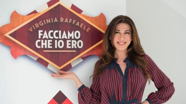 Facciamo che io ero con Virginia Raffaele