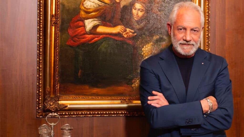 Dottor Nino Carmine Cafasso, Presidente AIS (Associazione Imprese di Servizi), Giuslavorista e Consulente del Lavoro